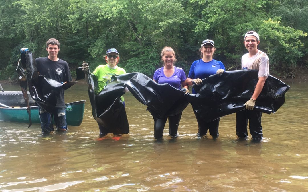 StreamSweepers Tackle the Upper Rappahannock