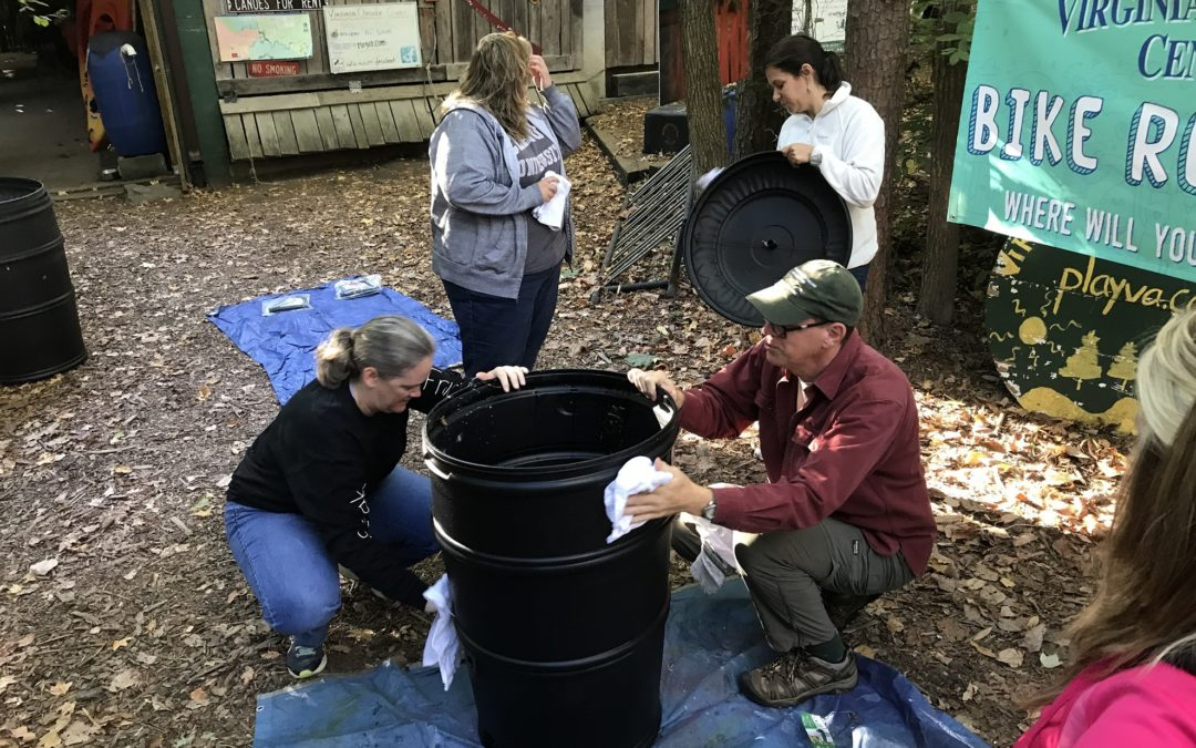 Spotsy Teachers Prepare for Meaningful Watershed Educational Experiences