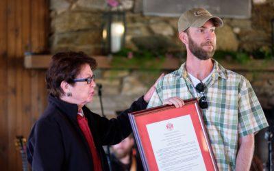 Fauquier farmer receives highest clean water award