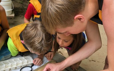 Campers to volunteers, FOR grows young river stewards