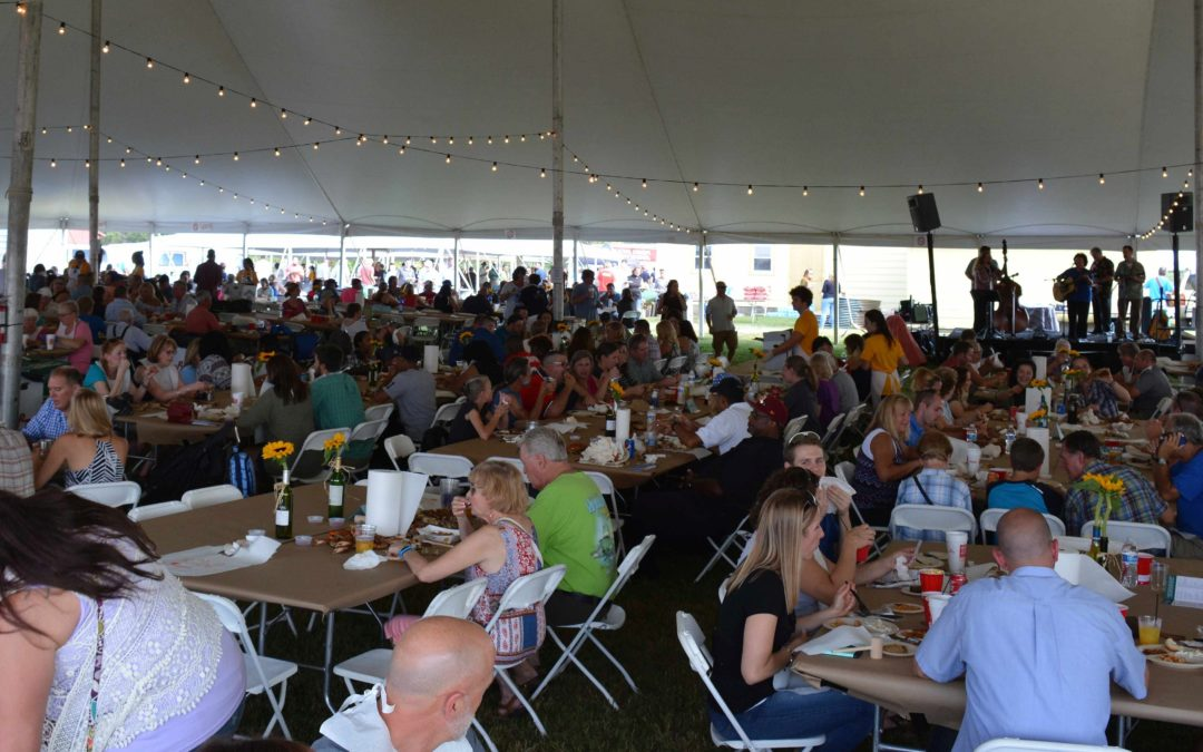 Riverfest live auction offers something for every adventurer