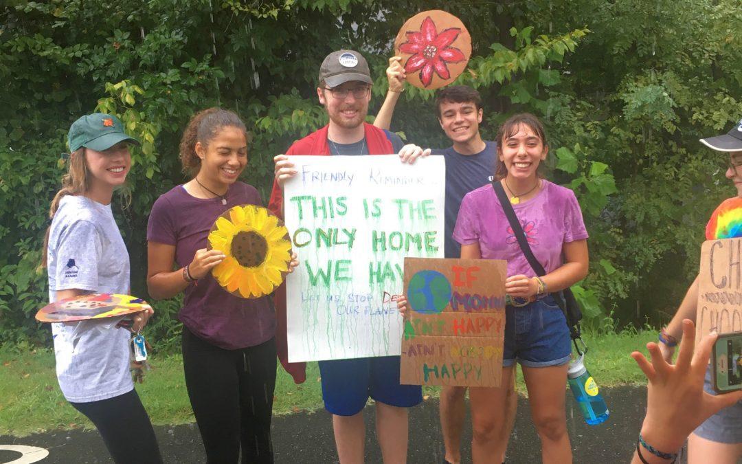 FOR volunteers support Fredericksburg bike & hike