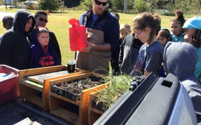 Students connect with their own river community