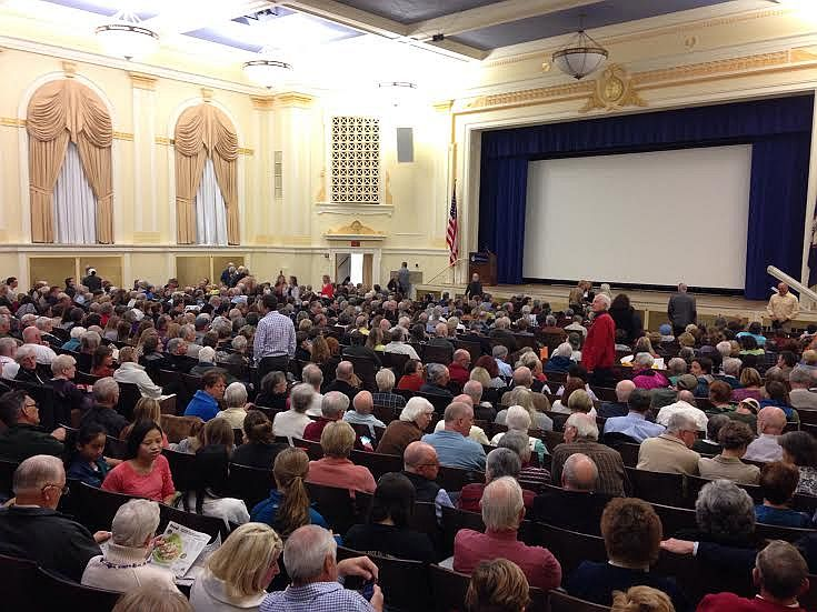 Rappahannock Film Premiere draws standing-room only crowd